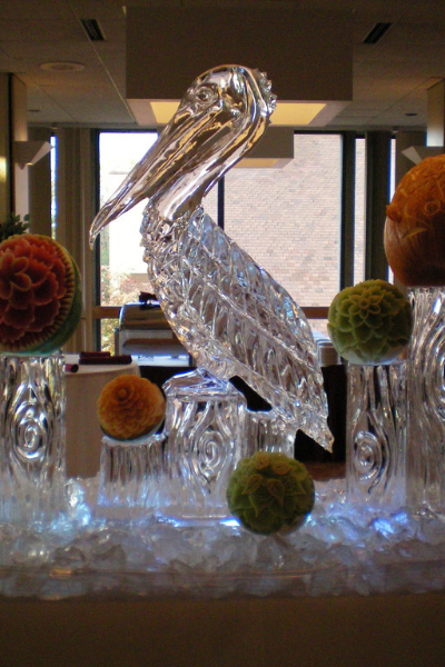 Click here to view our competition ice sculptures gallery